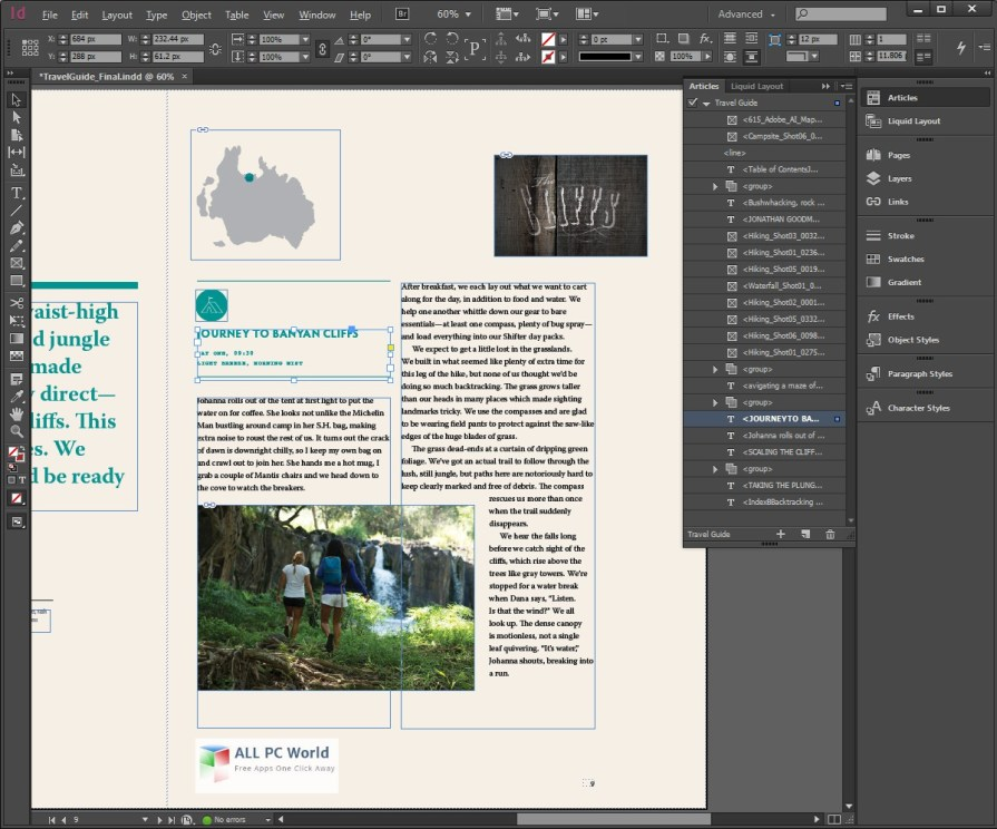 Adobe InDesign CC 2018 13.0 Review