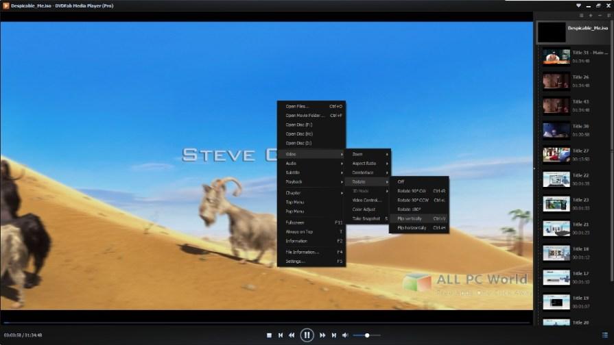 DVDFab Media Player Pro Review