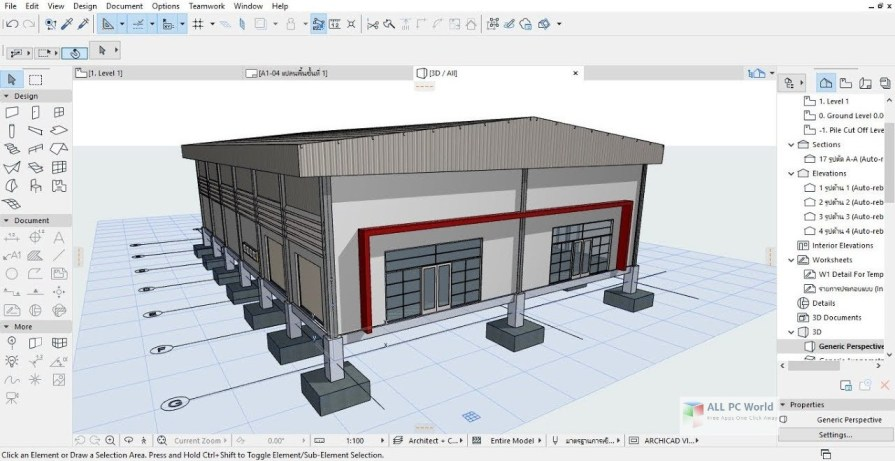 Graphisoft ArchiCAD 21 Review
