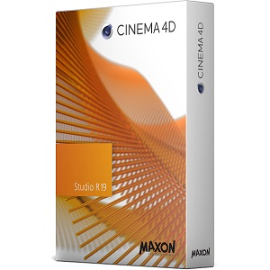 Maxon CINEMA 4D Studio R19 Free Download