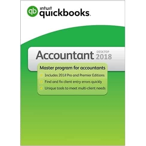 Intuit QuickBooks Enterprise Accountant 2018 Free Download