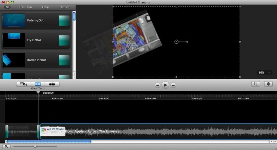 TechSmith Camtasia 3.1.2 for Mac Review