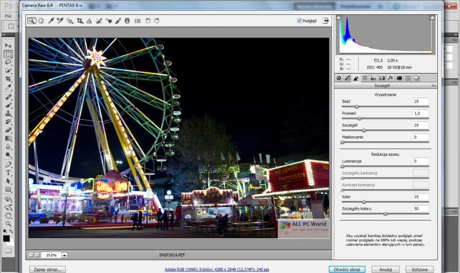Adobe Camera RAW 10.2 Review