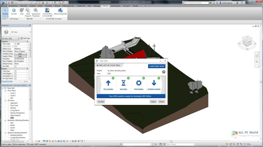 Autodesk Revit Live 2018 Review