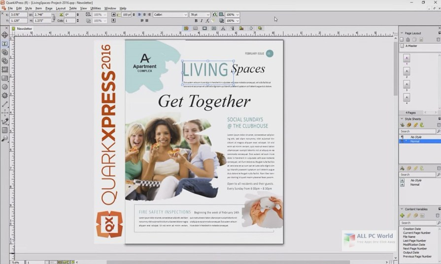 QuarkXPress 2017 Review