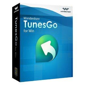 Wondershare TunesGo 9.6 Free Download