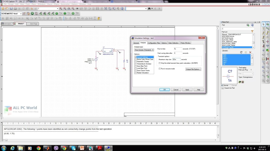 Download Cadence OrCAD 16.6