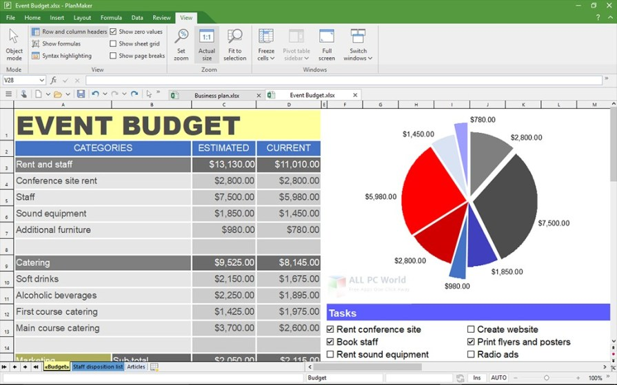 Download SoftMaker Office Professional 2018