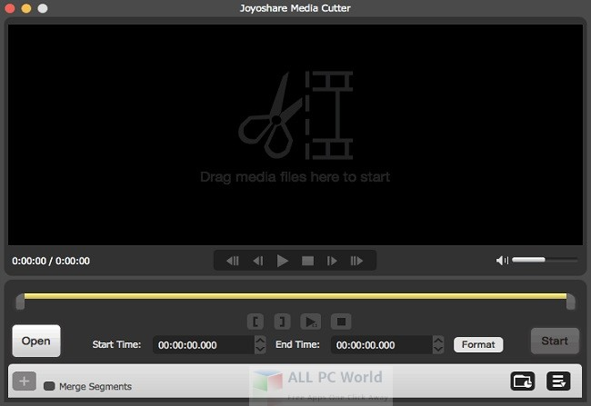 Joyoshare Media Cutter for Mac Free Download