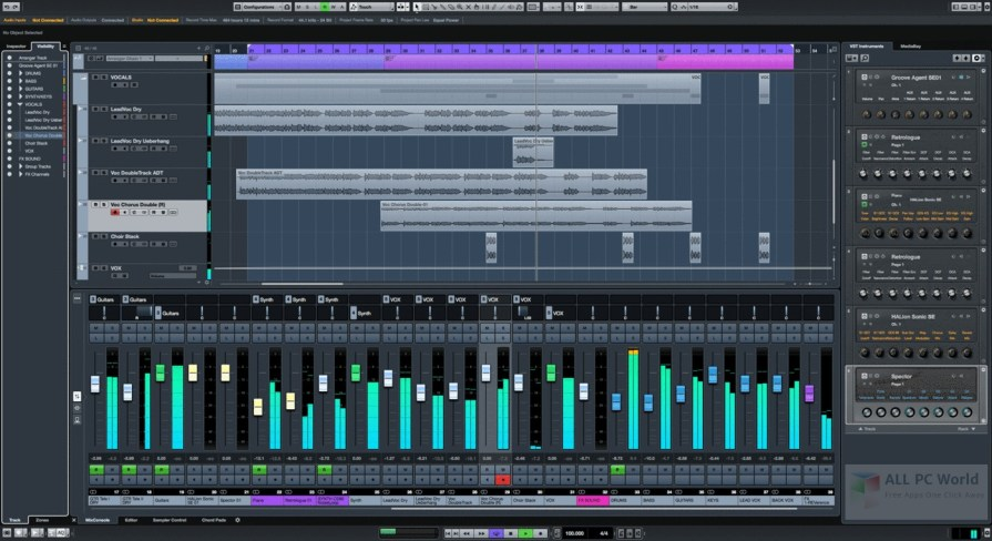 Steinberg Cubase Elements 9.0 Free Download