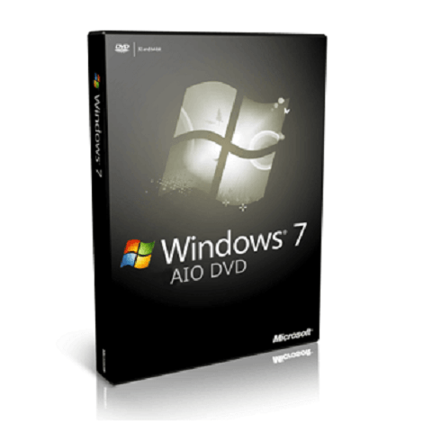 Windows 7 SP1 AIO MAY 2018 DVD ISO