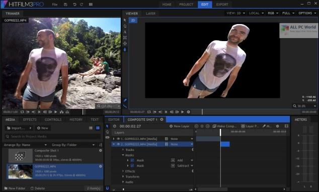 Image result for FXhome HitFilm Pro 2020