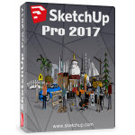 SketchUp Pro 2017 with Plugin Pack Free Download