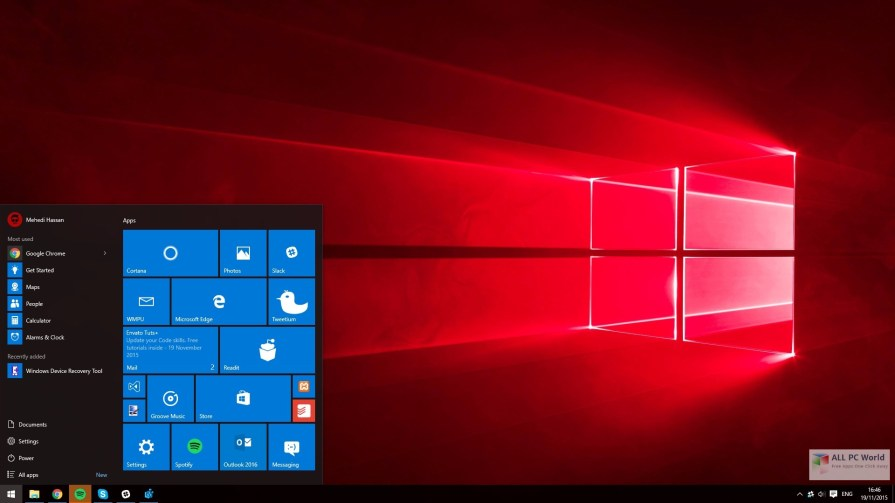 Windows 10 Pro RS2 15063 PT BR DVD ISO Review