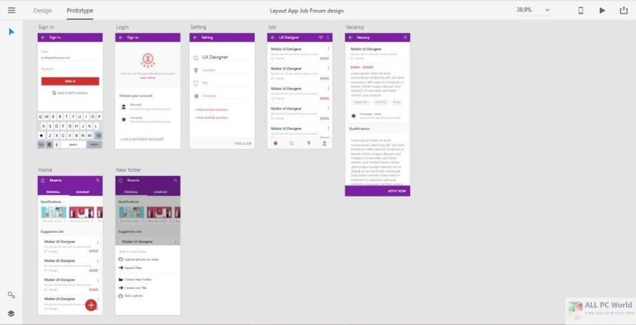 Adobe XD CC 2018 Review