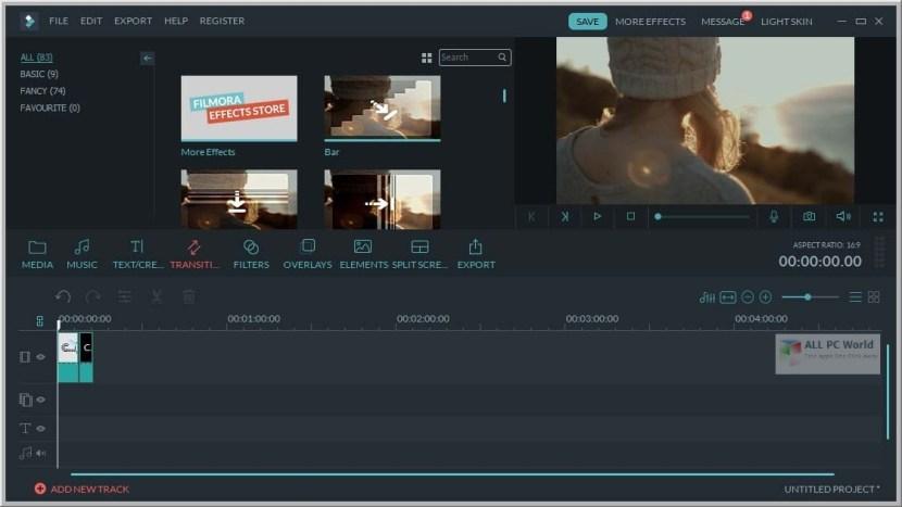 Wondershare Filmora 9.2 Free Download