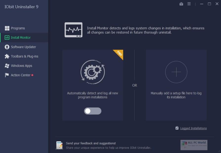 IObit Uninstaller Pro 9.2 Free Download