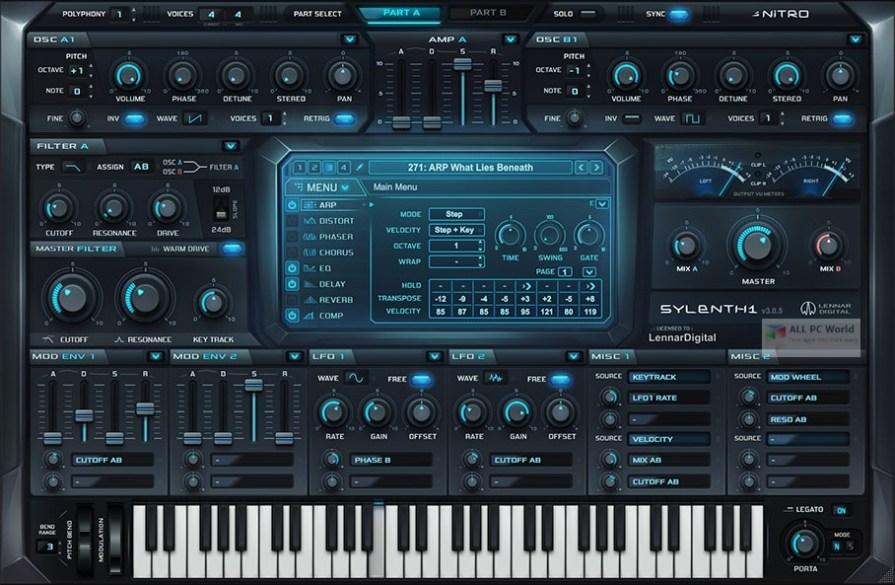 Lennar Digital Sylenth v3 Free Download