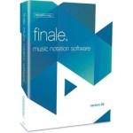 Download MakeMusic Finale 26.3