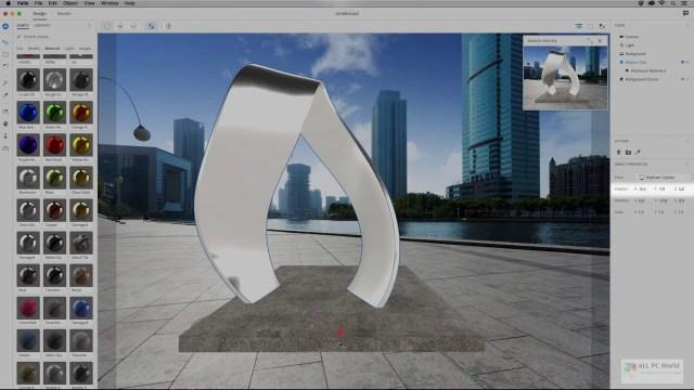 Adobe Dimension CC 2021 v3.4.4 Free Download
