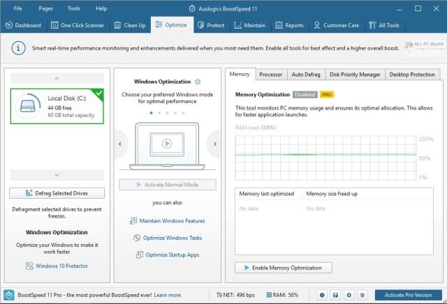 Auslogics BoostSpeed 12.0 Direct Download Link