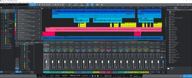 PreSonus Studio One Professional 5.4 for Windows Free Download