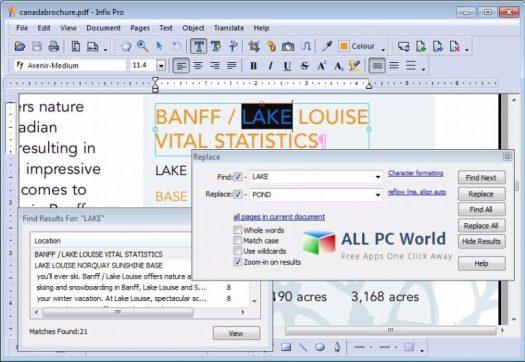 Infix PDF Editor Pro 7 Review