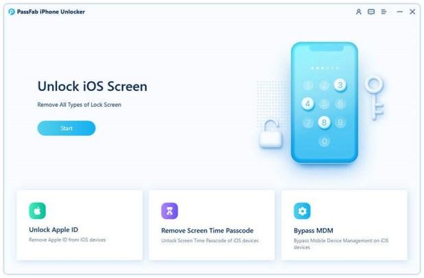 PassFab iPhone Unlocker 3