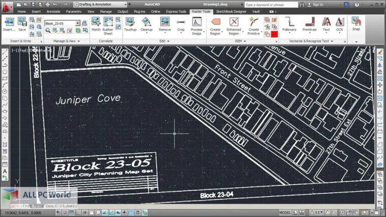Autodesk-AutoCAD-Raster-Design-2022-Free-Download