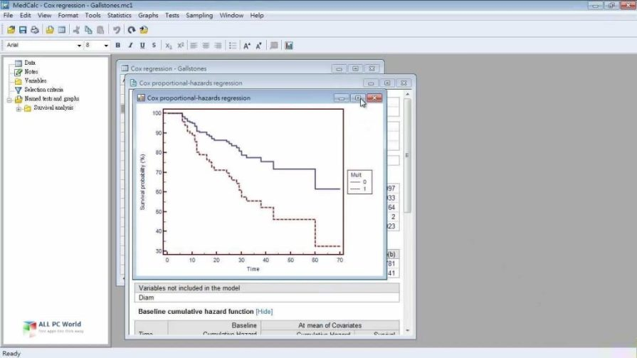 MedCalc 20 Free Download