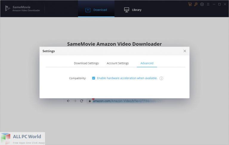 SameMovie-Amazon-Video-Downloader-Download-Free