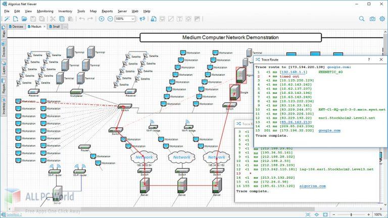 Algorius Net Viewer Free Download