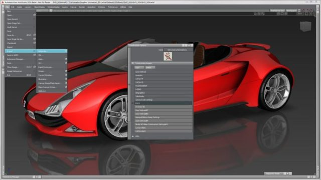 Autodesk Alias AutoStudio 2022 Free Download