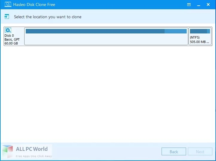 Hasleo Disk Clone for Free Download