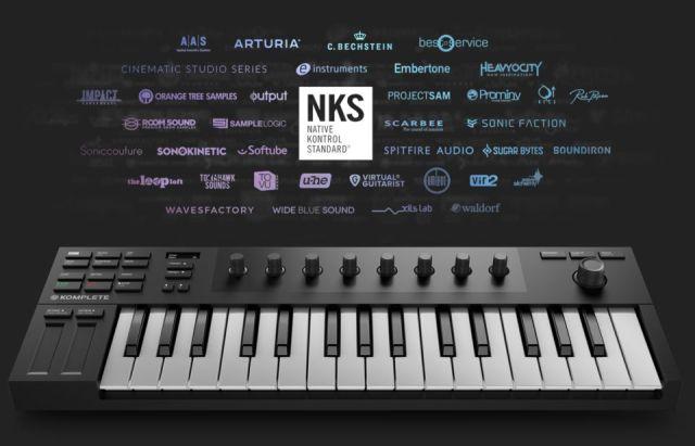 Native Instruments Komplete Kontrol 2.6.5 Free Download