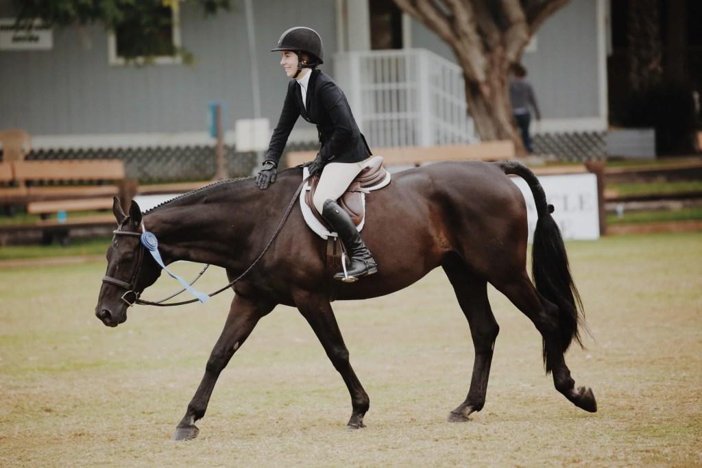 HORSE RIDER WEIGHT CHART