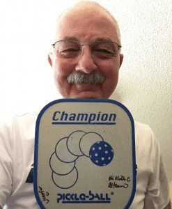 Keith James - Author of 12 Days of Pickleball
