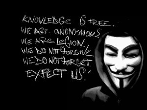Attachment for Anonymous mask Wallpaper in high resolution with 2500 x 1875 Pixels - we are legion