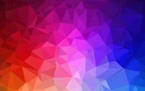 Geometric Colorful Pattern with 2560x1600 Pixels for Samsung Galaxy Tab S