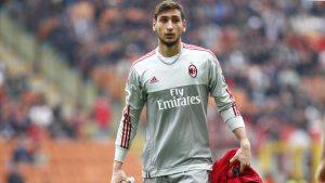 Picture of Goalkeeper Jerseys Gianluigi Donnarumma AC Milan 2016