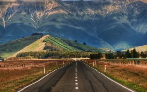 MacBook Pro A1398 Wallpaper with Road In New Zealand Picture