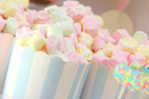 Attachment for 37 Cute Stuff Wallpapers - Colorful Marshmallow