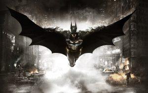 Attachment file for Batman Arkham Knight Poster Wallpaper