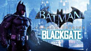 Attachment for Batman Arkham Origins Blackgate Wallpaper