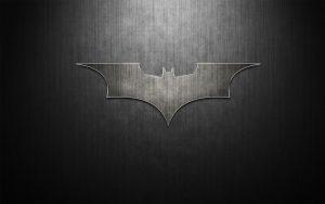 Attachment file for Batman New Logo Wallpaper