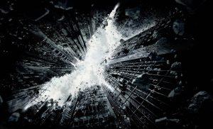 Attachment of Batman The Dark Knight Rises Logo for Wallpaper