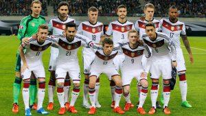Germany National Football Squad 2016