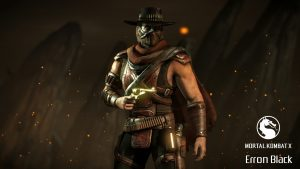 Attachment file for Mortal Kombat X Characters - Erron Black Wallpaper