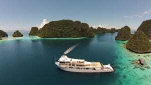 The Image Attachment of Cool Wallpapers of Beautiful Views of Raja Ampat Indonesia