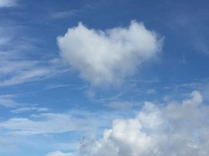 Attachment for Heart Shaped Cloud 20 of 57 4K wallpaper